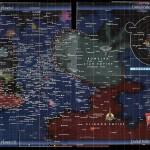 Star Trek Map