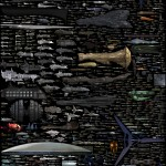 Spaceship Size Comparison